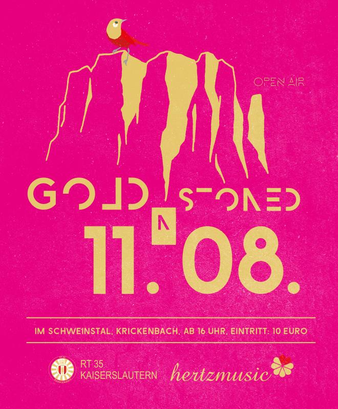 GOLDnSTONED 2018